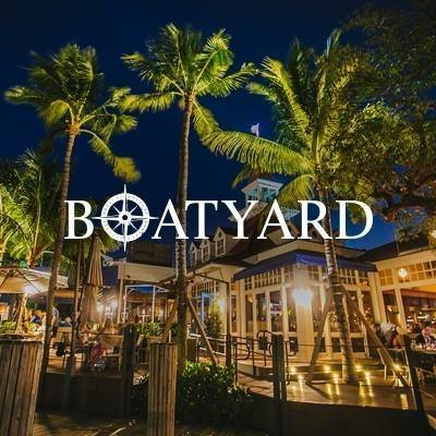 Boatyard restaurant FLIBS